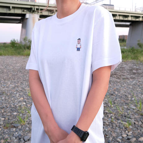キャラクター ワンポイントTシャツ