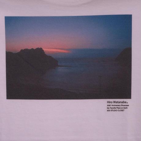 30&7 Anniversary フォトロングスリーブTシャツ