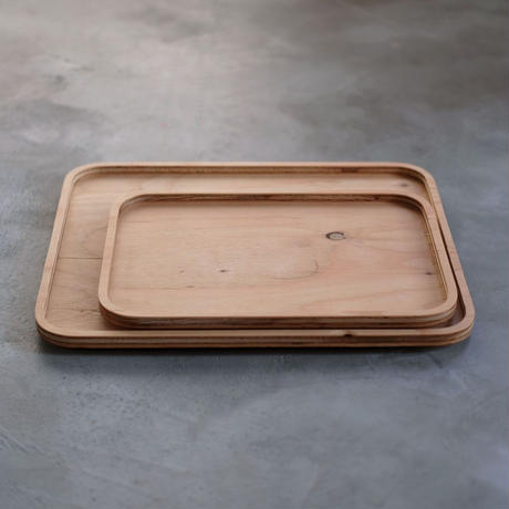 Plywood Tray / Square S