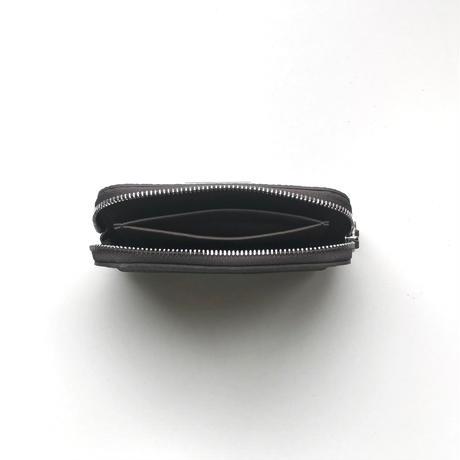 WA 075 M BR, CHL  <内縫いラウンドファスナー財布M>