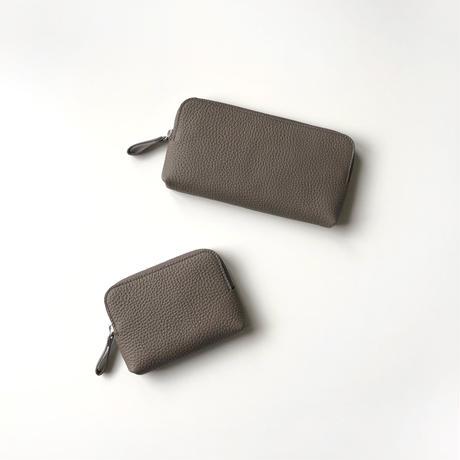 WA 075 L BR, CHL  <内縫いラウンドファスナー財布L>