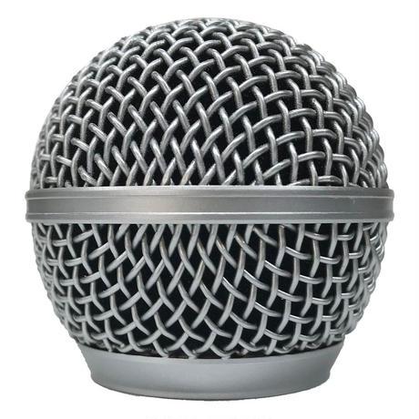 Shure SM58互換グリルボール
