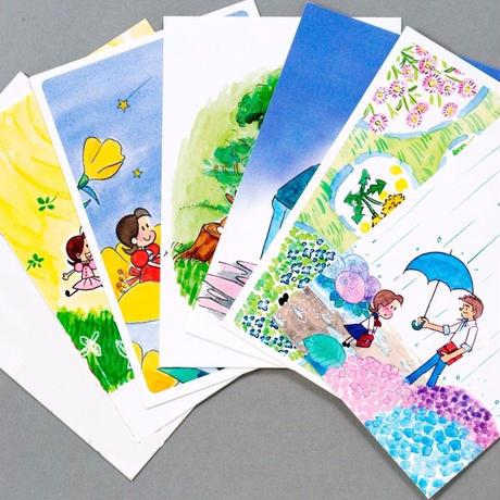『小さな恋のものがたり』ポストカード6枚セット