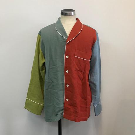 ChahChah チャーチャー CC Shawl Shirts Multi【CC18-S10】(N)