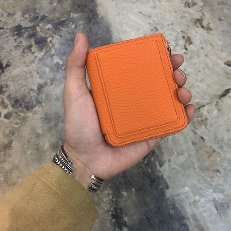 ITTI イッチ WLT-001-D2 CRISTY VERY COMPACT WLT/shrunken orange (N)