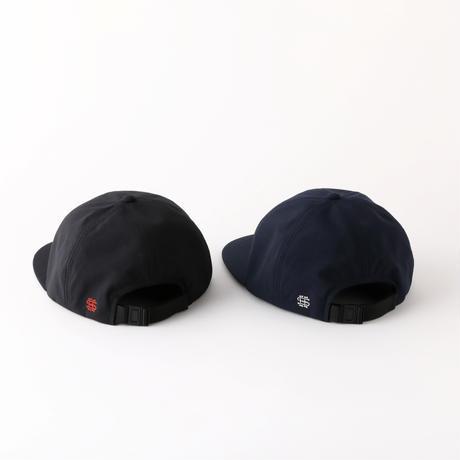 SEE SEE SIMPLE CAP LOGO 刺繍 DEEP NAVY