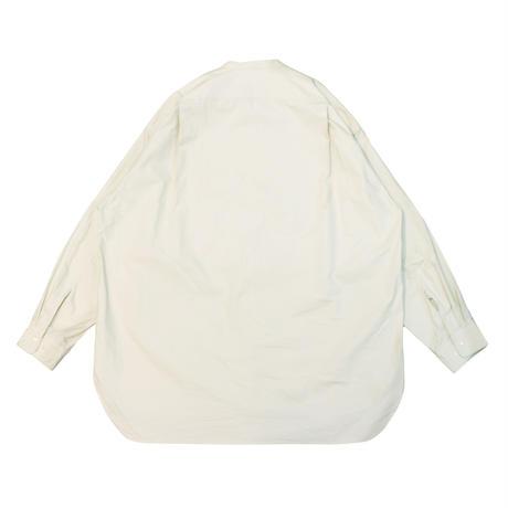 UNITUS(ユナイタス) Cigarette Pocket Shirt Ivory【UTSSS21-S07】(N)
