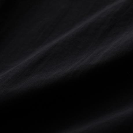 SEE SEE BASEBALL SHIRT BLACK/ORANGE