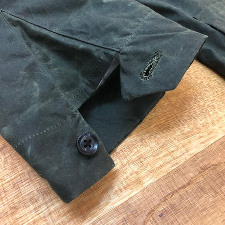 UNITUS(ユナイタス) FW18 French Work Jacket (Wax) Olive【UTSFW18-J04】(N)