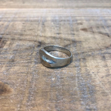 Vintage Sterling Silver Mexican Ring 【F155】(N)