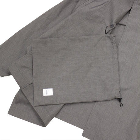 HENER ヘンナー HENER01 Shirts Heather GREY【H01-HG】(N)