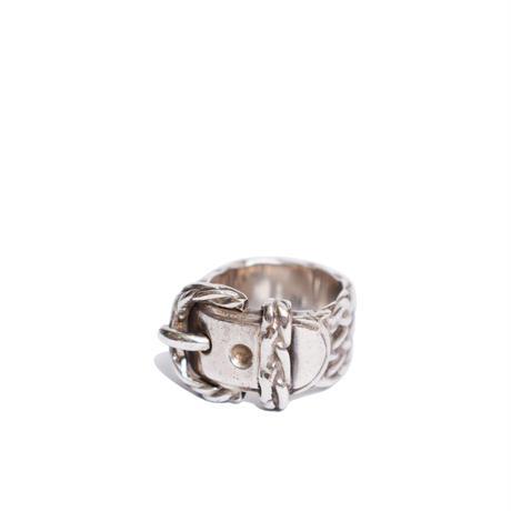 Hermès Vintage(エルメス ヴィンテージ)Stering Silver Ring【19SS_3VH03】10号(N)