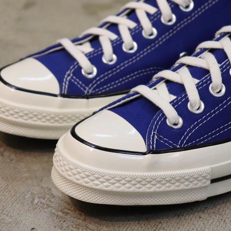 CONVERSE コンバース CHUCK TAYLOR ALL STAR '70-OX  RUSH BLUE/EGRET/BLACK 430 BRIGHT BLUE 168514C CT70