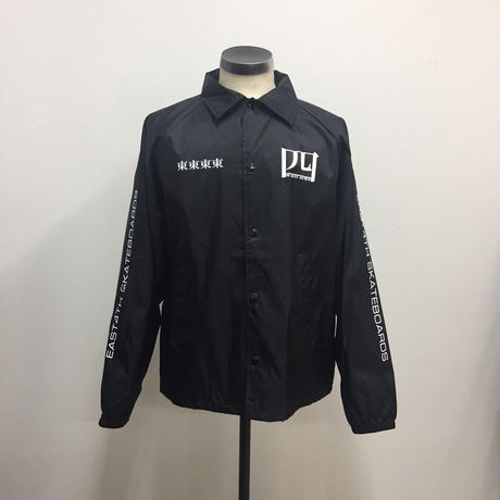 EAST 4th Skate Heritage Coaches Jacket Black