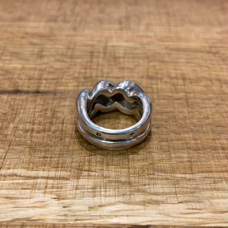 Hermès Vintage(エルメス ヴィンテージ)  Sterling Silver Ring【SS19-VH01】(N)
