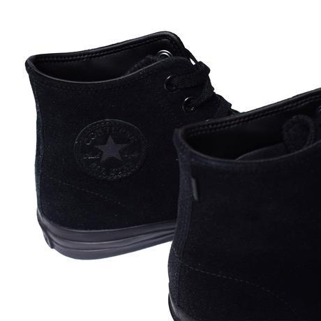 CONVERSE コンバース CONS CHUCK TAYLOR ALL STAR PRO SUEDE-HI BLACK/BLACK/BLACK 161578C (N)
