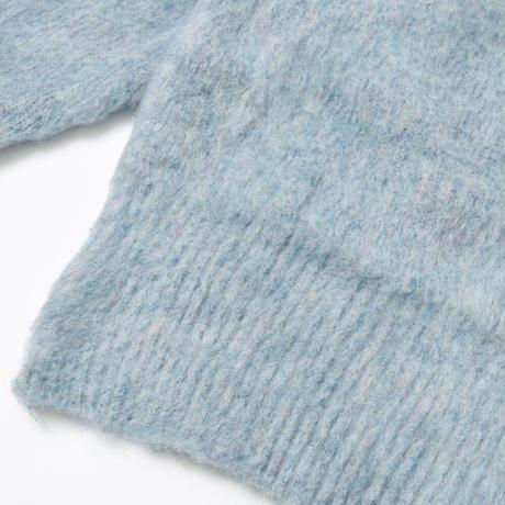 UNITUS(ユナイタス) Lazy Napping Knit Sax【UTSFW21-KN01】(N)
