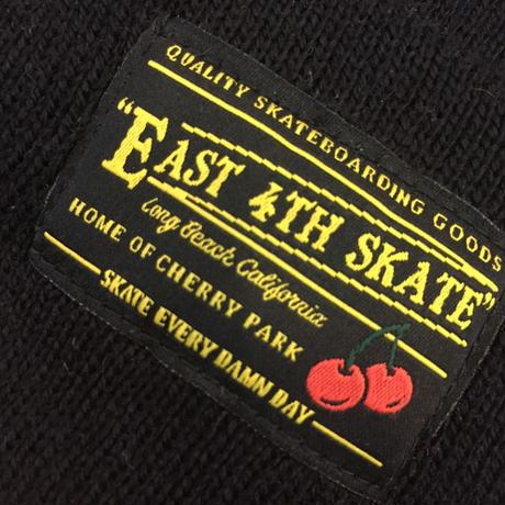EAST 4th Skate Cuff Beanie BLK