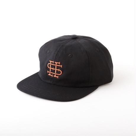 SEE SEE LOGO CAP BLACK(HOME)