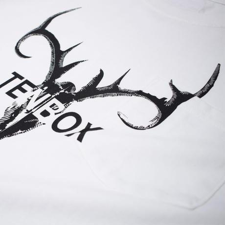 TENBOX DEER SKULL TEE(N)