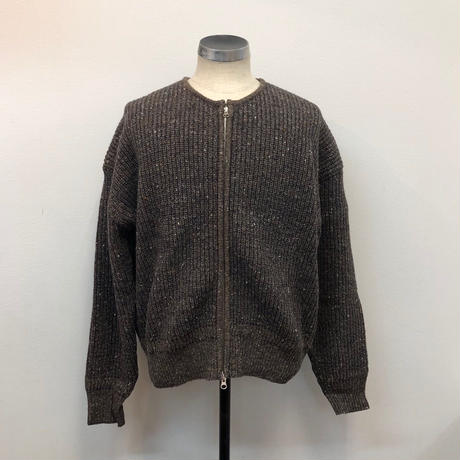UNITUS(ユナイタス) FW17 Over Knit Brown【UTSFW17-CS02】