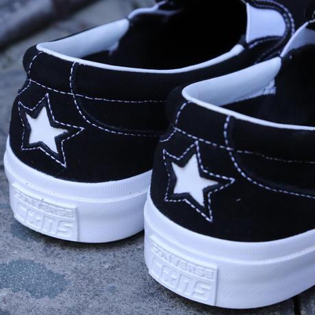 CONVERSE コンバース CONS ONE STAR CC SLIP  BLK/WHT/WHT 160545C