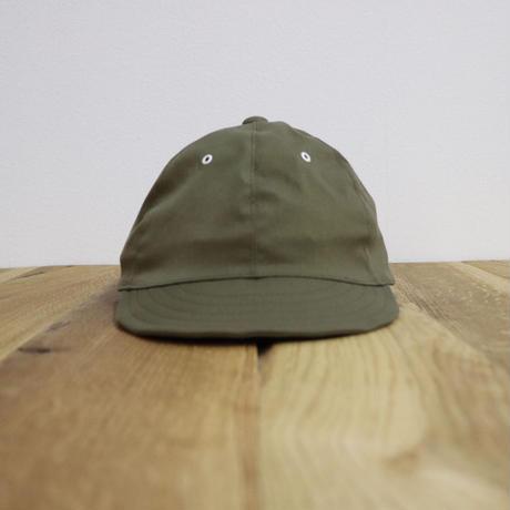 UNITUS(ユナイタス) SS19 Short Brim Cap Olive【UTSSS19-A01】(N)