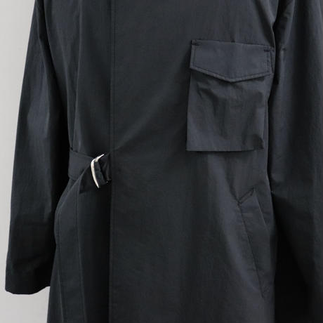 UNITUS(ユナイタス) SS20 Medical Gawn Coat Black【UTSSS20-J01】(N)