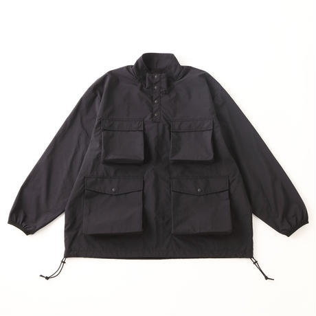 S.F.C  SS21 PULLOVER JACKET NYLON Black【SFCSS21J03】(N)