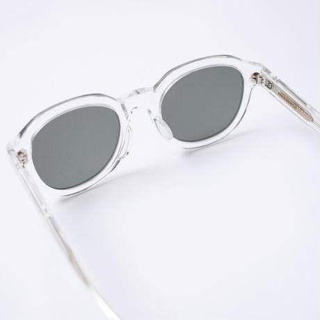 UNIVERSAL PRODUCTS. UP+N SUNGLASSES CLEAR/MOSS【203-60909】(N)