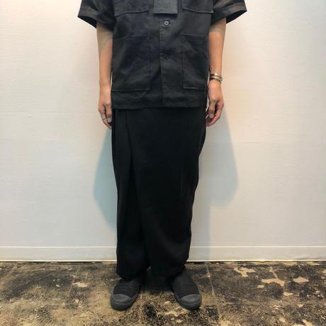 UNITUS(ユナイタス) SS18  Fisherman Pants II Black【UTSSS18-P01】(N)