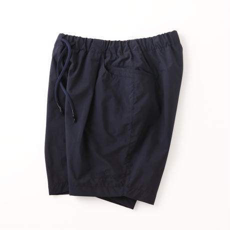 S.F.C TAPERED EASY SHORTS NYLON Deep Navy【SFCSS21P04】(N)