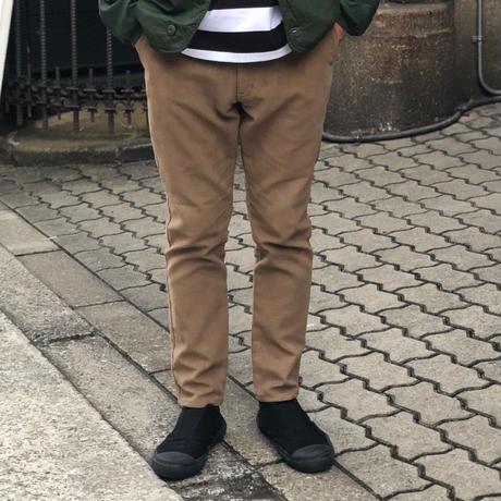 UNITUS(ユナイタス) FW18 Skinny Pant Beige 【UTSFW18-P04】(N)