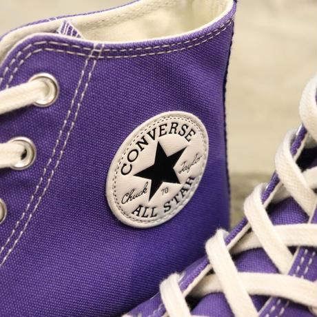 CONVERSE コンバース CHUCK TAYLOR ALL STAR '70-HI NIGHTSHADE/EGRET/BLACK 168035C CT70(N)