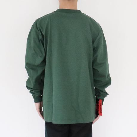 【CAMBER】MAX WEIGHT LONG SLEEVE #305 Dark Green