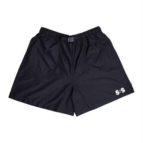 SSS OFFICIAL SHORTS BLACK (N)