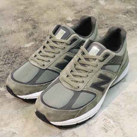 NEW BALANCE M990AE5 GREEN(N)