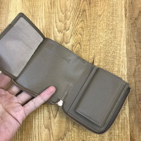 ITTI イッチ WLT-001-D2 CRISTY VERY COMPACT WLT/shrunken taupe (N)