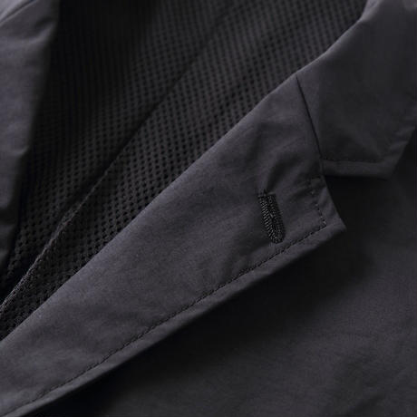 S.F.C  SS21 TAILORED JACKET NYLON Black【SFCSS21J02】(N)