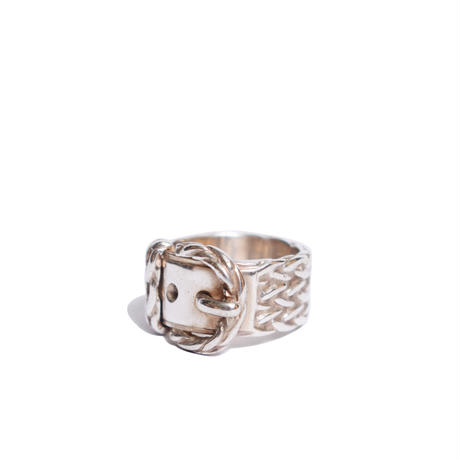 Hermès Vintage(エルメス ヴィンテージ)  Sterling Silver Ring【SS19-2VH-1】12号(N)