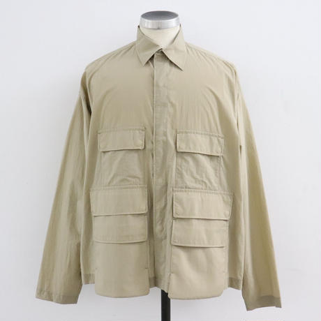 UNITUS(ユナイタス) Fishing Jacket   Beige【UTSSS20-S02 】(N)