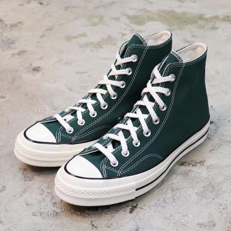 CONVERSE コンバース CHUCK TAYLOR ALL STAR'70-HI MIDNIGHT CLOVER/EGRET/BLACK 333 SAP GREEN 168508C CT70(N)
