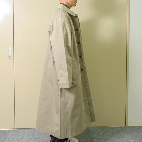 mfpen(エムエフペン) INSTALLATION COAT DUST【AW21-12】(N)