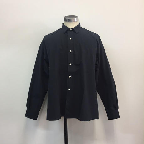 UNITUS(ユナイタス) SS18 A Line Shirts Navy【UTSSS18-S03】(N)