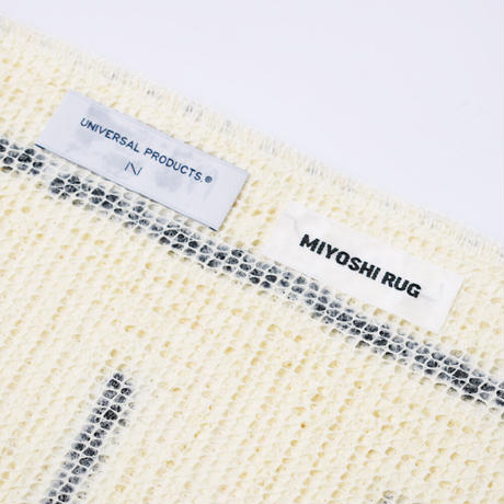 """UNIVERSAL PRODUCTS.  UP+N RUG MAT """"SOX""""【213-60909】(N)"""