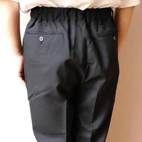 UNITUS(ユナイタス) Easy Wide Pants Black【UTSSS20-P03】(N)