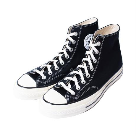 CONVERSE コンバース CHUCK TAYLOR ALL STAR '70-HI BLACK/BLACK/EGRET 162050C CT70