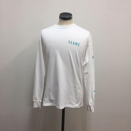 Seams Long Sleeve Tee Natural