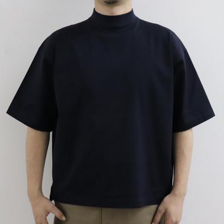 UNITUS(ユナイタス) Mock Neck Tshirt Black【UTSSS20-CS02】(N)