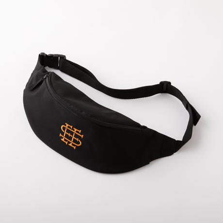 3.30(土)12:00より販売開始 SEE SEE WAISTBAG BLACK